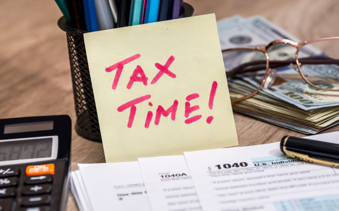 Tax Time Now Includes Showing You Have Health Coverage