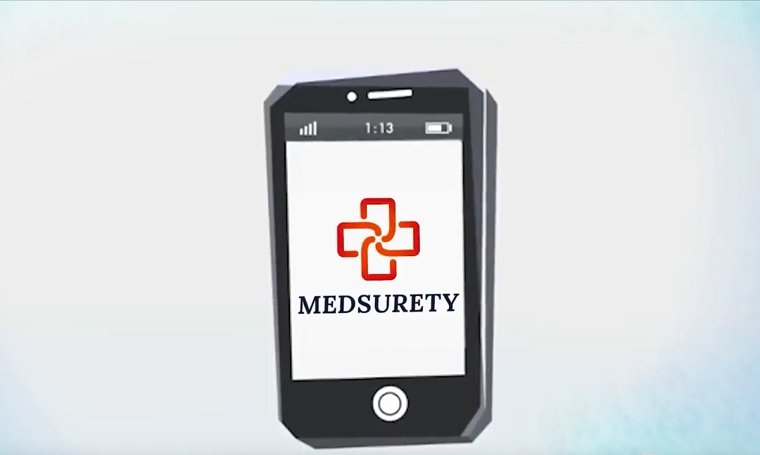 MEDSURETY Mobile App For Consumers On The Go