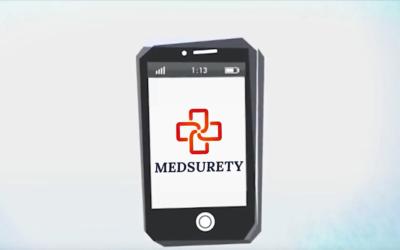 MEDSURETY Mobile App For Consumers On The Go