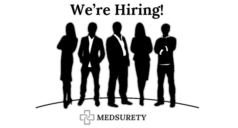 We are looking for a Regional Sales Representative!